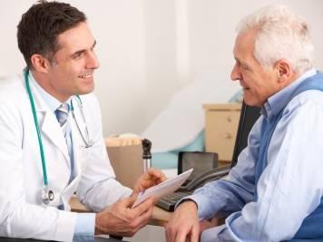 andrólogo de próstata o urología