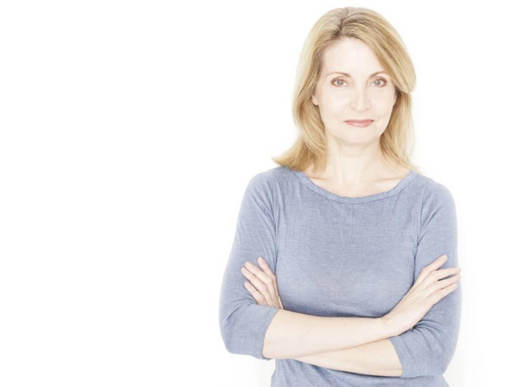 Mujer mayor de 40 años