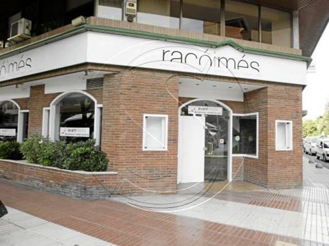El restaurante Racó i Més donde Avantmèdic ampliará sus instalaciones