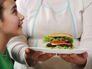 Fast food niños