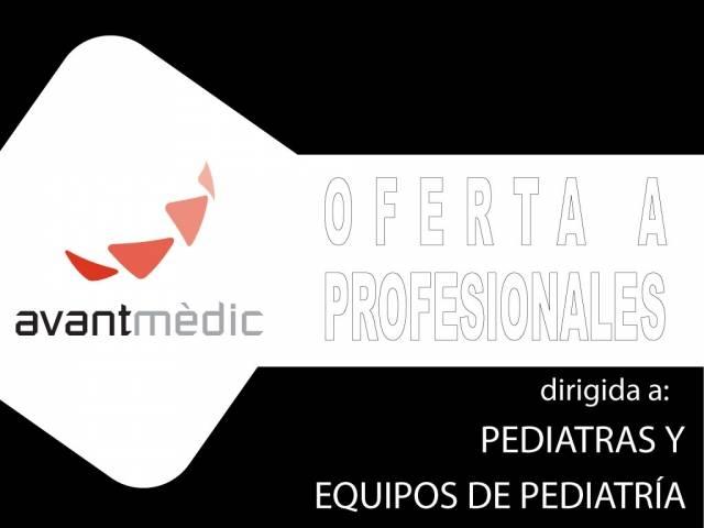 Oferta profesionales pediatría y equipos de pediatría