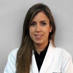 Sra. Sara Cruz González, Biotecnóloga en Laboratorio Análisis
