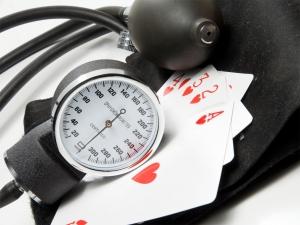 Hipertensió cartas poker