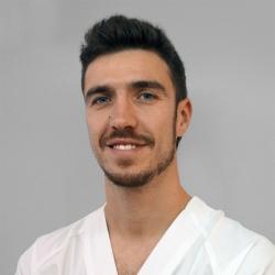 Sr. Pere Estany Echauz, Enfermero en Enfermería