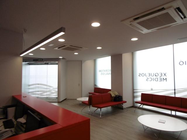 Nuevas instalaciones de Avantmèdic en Rovira Roure 20
