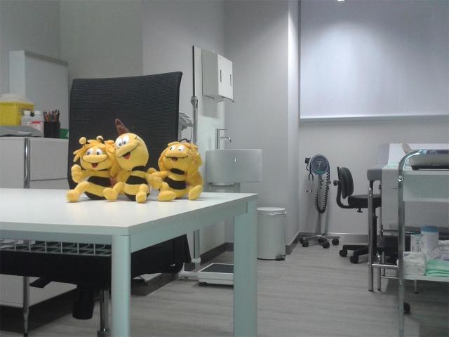 Nuevas consultas de Pediatría