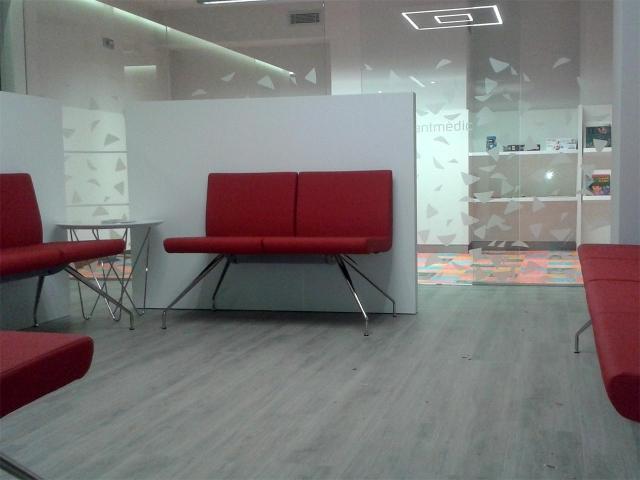 Sala de espera y zona de juegos