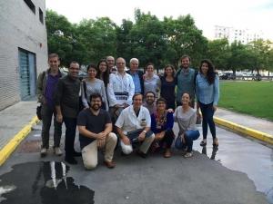 El Dr. Galindo a la VI Edició del Curs de Cirurgia Endoscòpica Nasosinusal