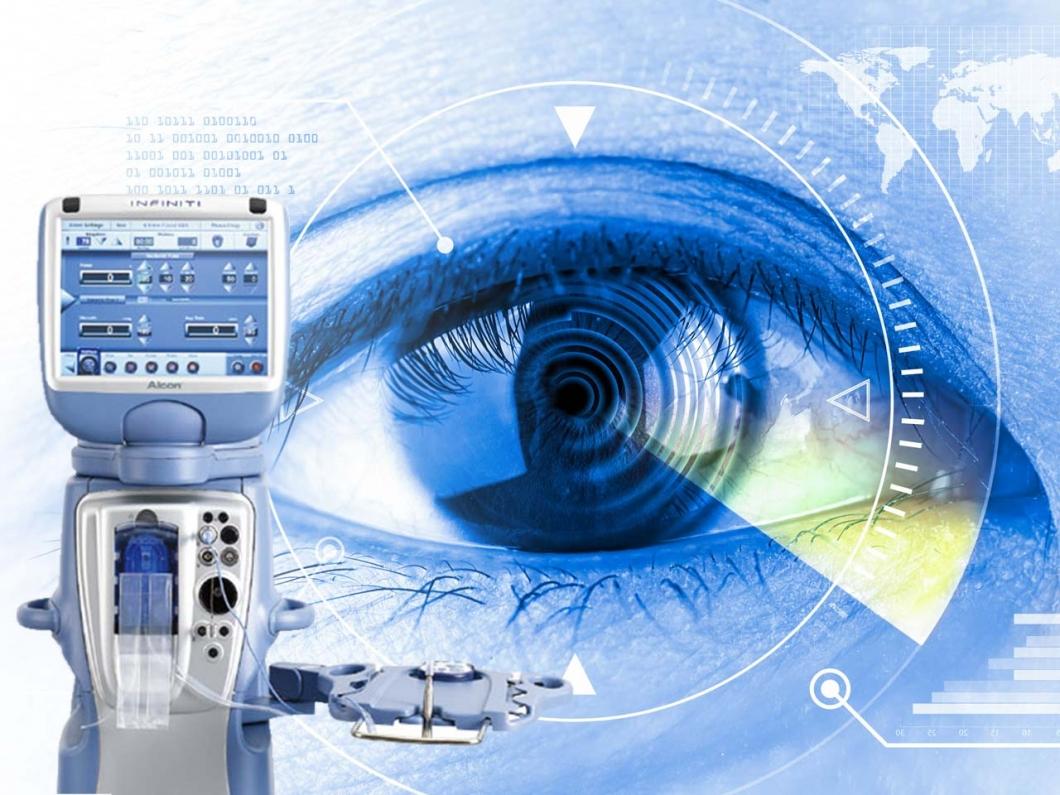 Nova màquina INFINITI®Vision System