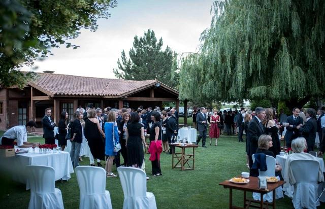 Recepción de la cena de celebración del 10º Aniversario de Avantmèdic
