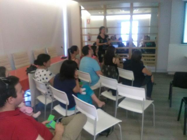 1ª Edición charla primeros auxilios (1/3)