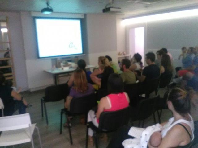 1ª Edición charla primeros auxilios (2/3)