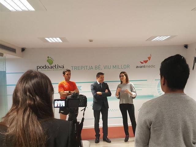 Acto Avantmèdic-Podoactiva