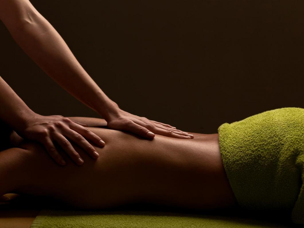 Massatge esquena