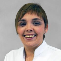 Sra. Elísabeth Màrquez Plana, Tècnic en diagnòstic per la imatge en URDI – Radiologia