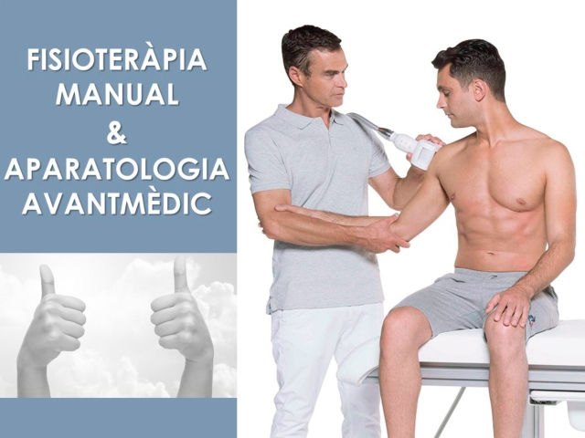 Fisioteràpia amb aparatologia