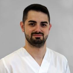 Sr. Sergio García Huertas, Tècnic en diagnòstic per la imatge en URDI – Radiologia