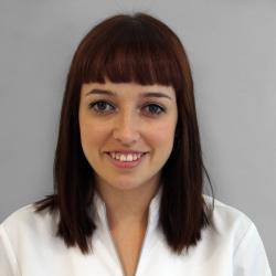 Sra. Sara Baños Quesada, Tècnic en diagnòstic per la imatge en URDI – Radiologia