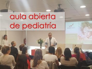 Aula abierta de Pediatría
