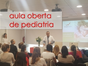 Aula oberta de Pediatria