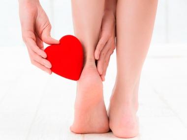 Cura dels peus