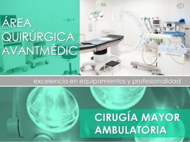 area quirurgica-cast