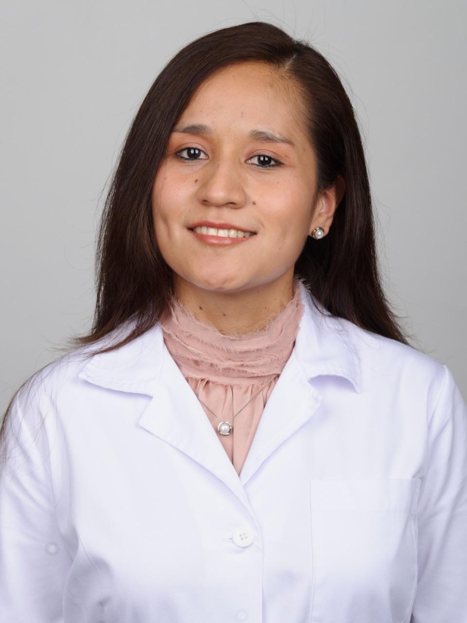 Dra. Jessica Paola Vega Vásquez