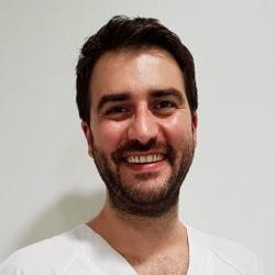 Sr. Arnau Veà Escartín, Infermer en Infermeria