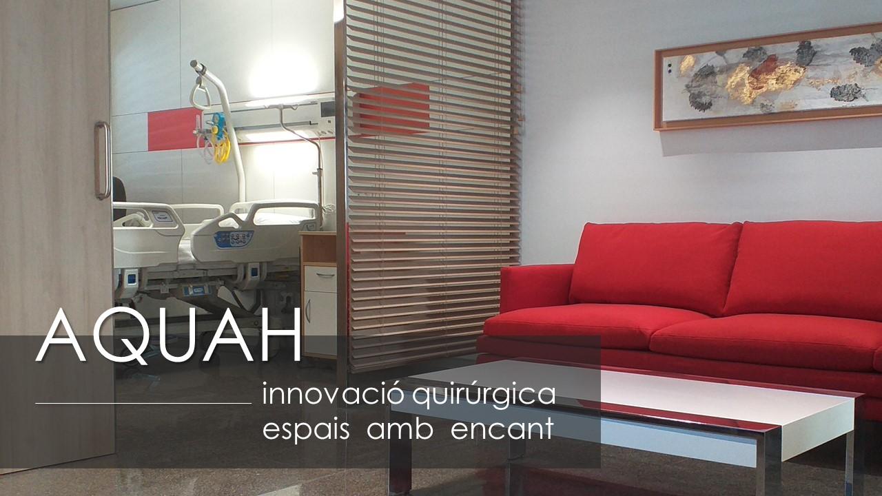 El nou espai AQUAH ja ofereix tots els seus serveis