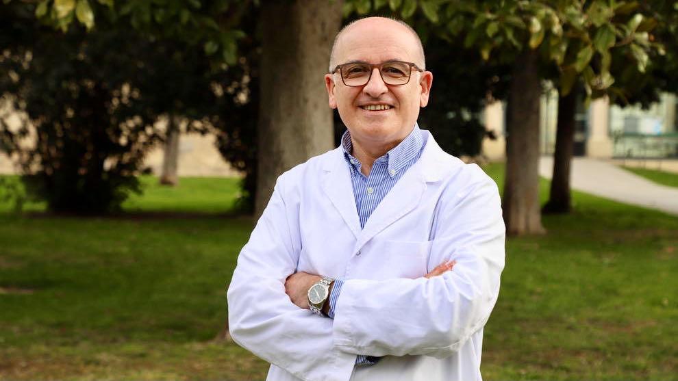 Dr. Lluís Marqués-Foto Magdalena Altisent-Segre